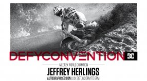 Signing Session with Jeffrey Herlings